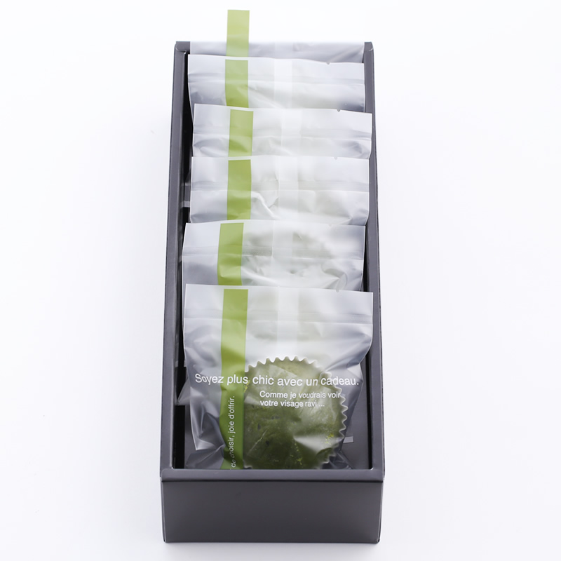 静岡茶マドレーヌ