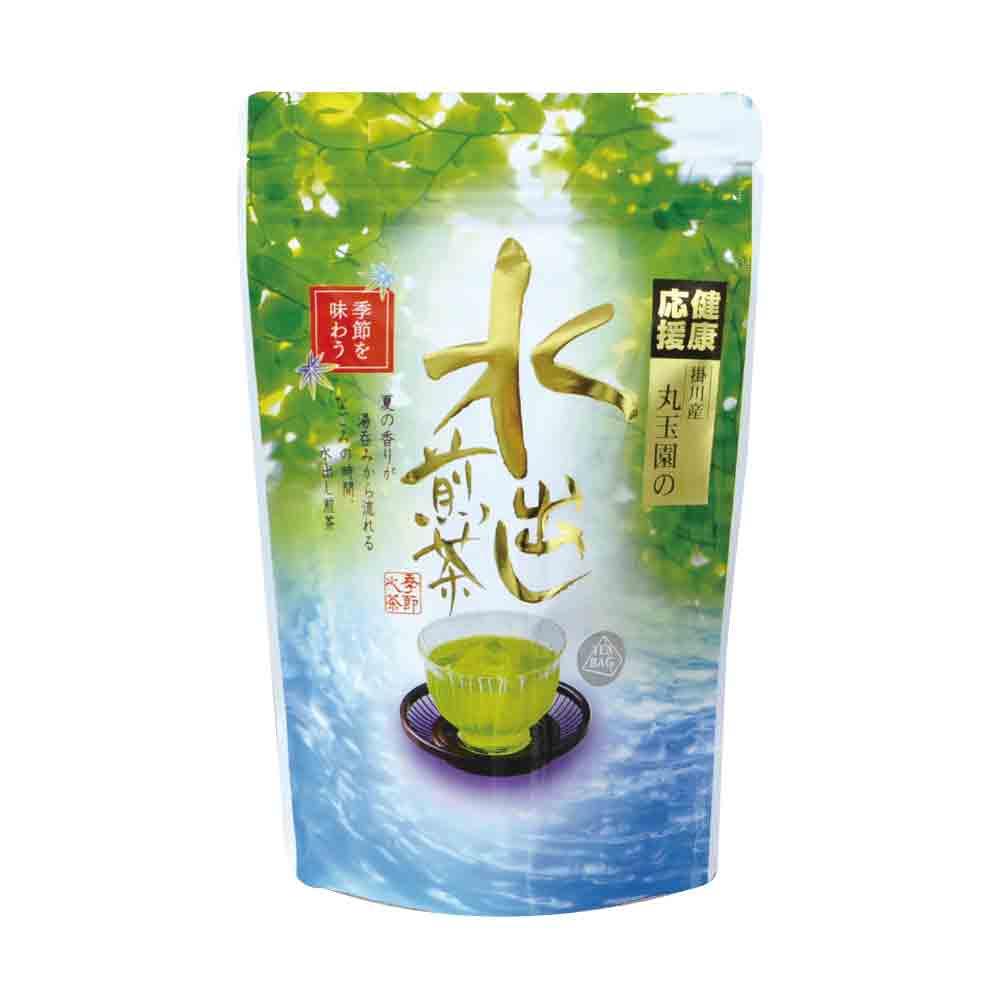 【特撰掛川深蒸し】水出し煎茶ティーバッグ/5g×17ヶ