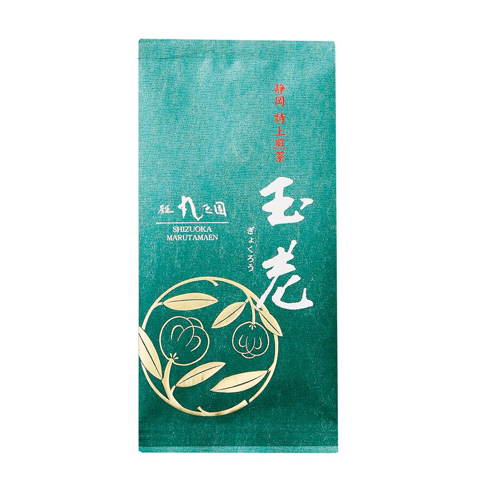 【茶の実紋シリーズ】玉老(ぎょくろう)/100g袋入
