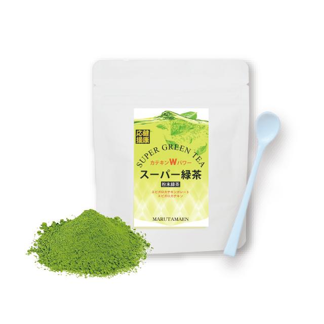 スーパー緑茶 粉末/40g入