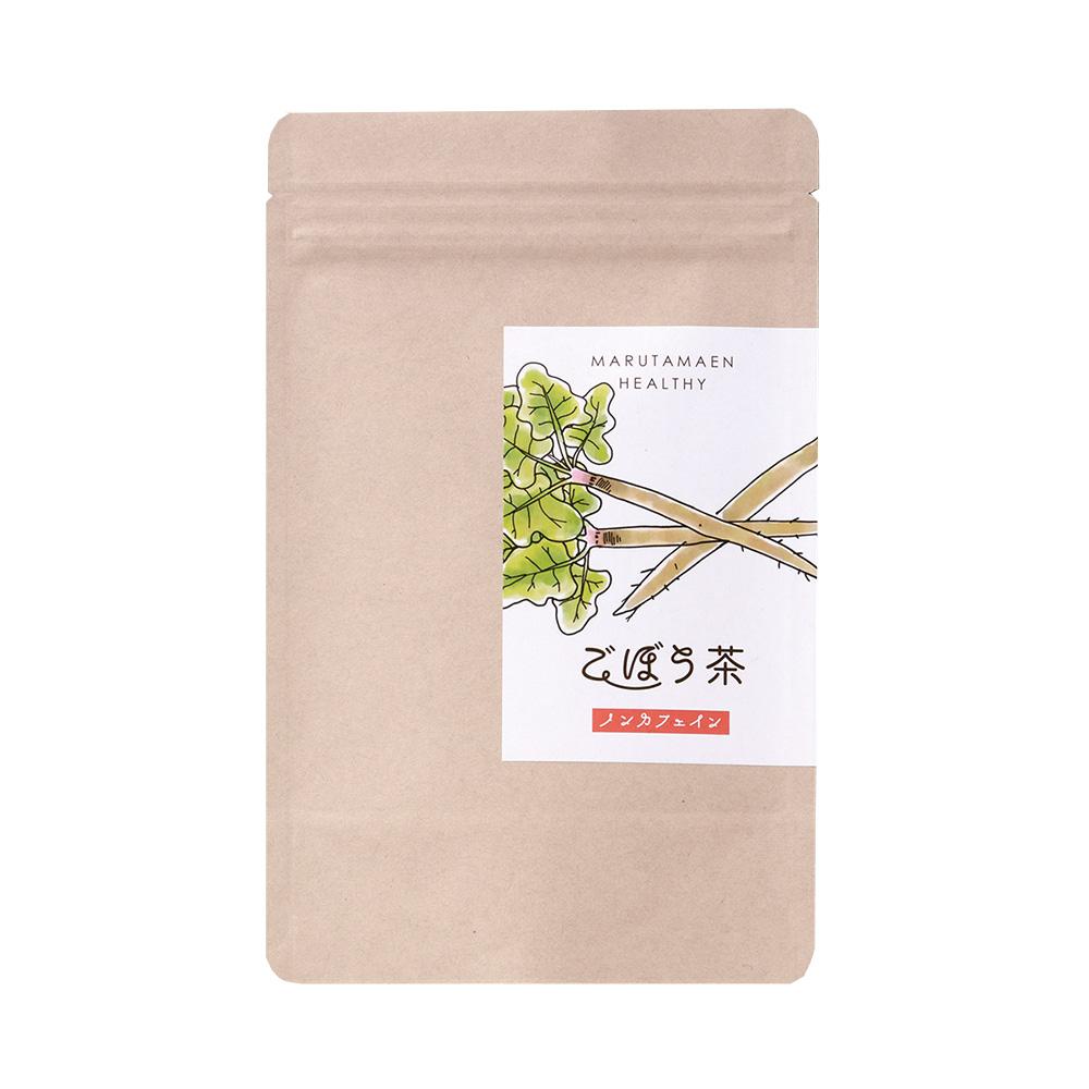 【marutamaen healthy】国産ごぼう茶(ティーバッグ 1.5g×10個)