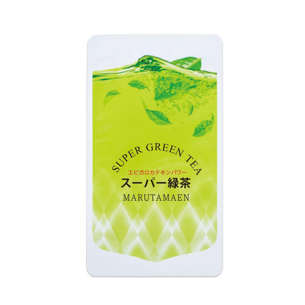 スーパー緑茶 100g