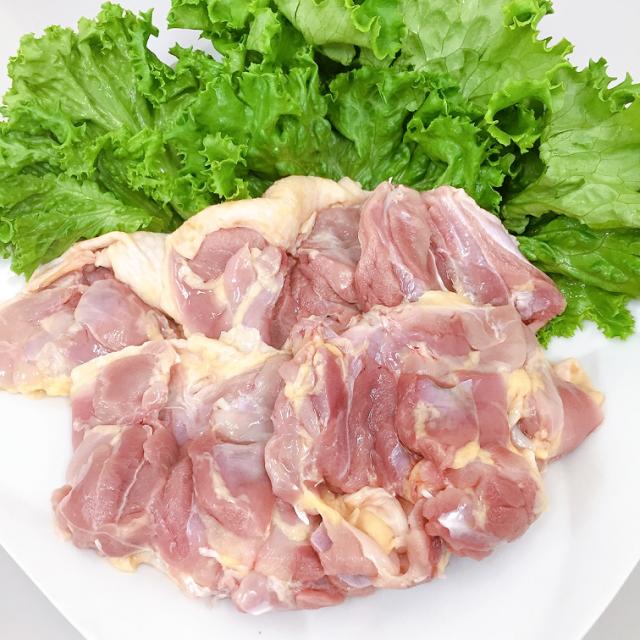 (チルド)錦爽名古屋コーチンもも肉 1kg 約5~6枚入り