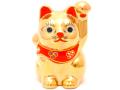 2.5号招き猫九谷焼 マルヨネ