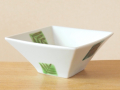 九谷焼 3.5号角小鉢