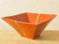 九谷焼 和陶房 4.5号角鉢