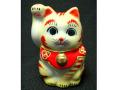 九谷焼 2号招き猫 トラ