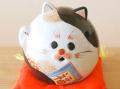 起上がり招き猫 九谷焼 マルヨネ