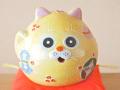 九谷焼 起上り招き猫