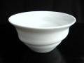 九谷焼 青白不定形 冷麺鉢