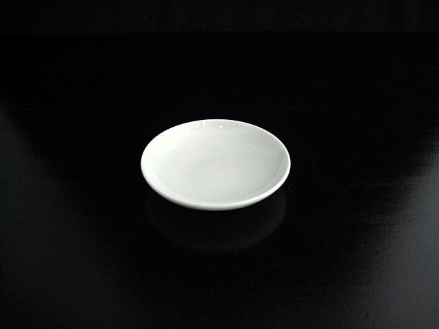 九谷焼 青白ライン 2.8号皿