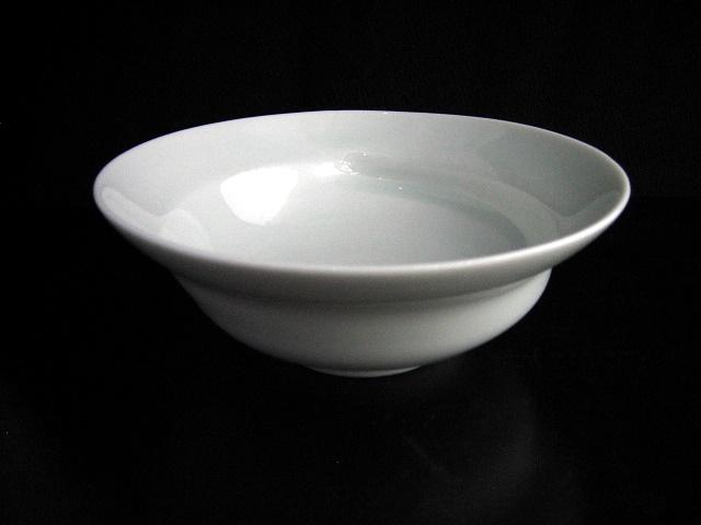 九谷焼 青白不定形 6号鉢