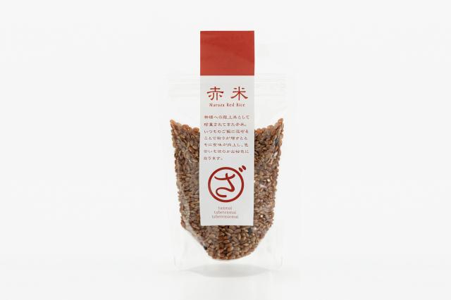 まるざ古代米 赤米