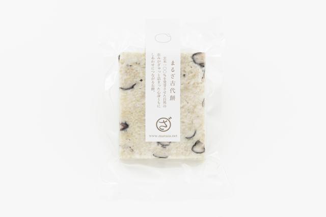 【まるざ古代餅】 黒豆