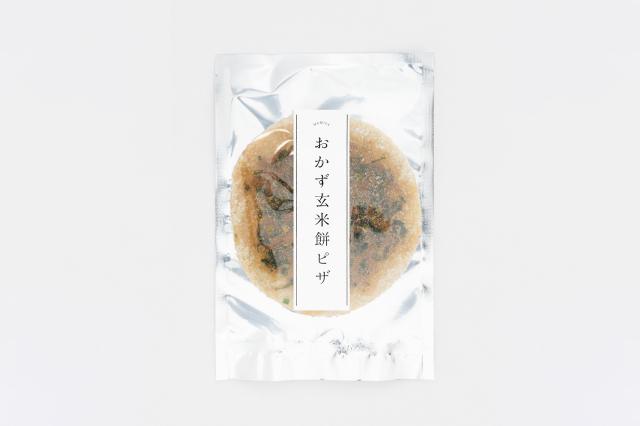 自家製ネギ味噌ピッツァ