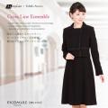 アウトレット e-sale-19(mk-0101)クロスラインアンサンブル/5号/7号[喪服/礼服/通販][p3]