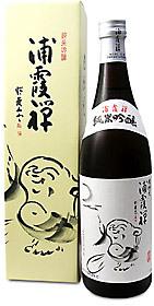 浦霞 禅(ぜん)純米吟醸720ml【専用化粧箱付き】