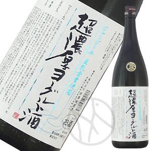 超濃厚ジャージーヨーグルト酒1800ml【クール便】
