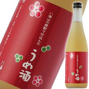 八海山の焼酎で仕込んだ梅酒720ml
