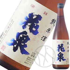 花泉 純米酒720ml