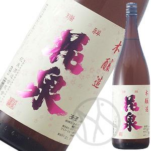 花泉 本醸造1800ml