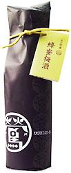 紀州鶯屋 蜂蜜梅酒300ml