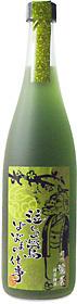 紀州鶯屋 緑茶梅酒720ml