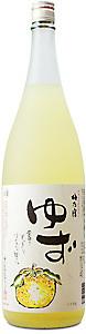 梅乃宿 ゆず酒1800ml