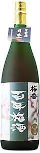 梅香 百年梅酒1800ml