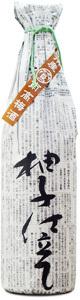 紀州鶯屋 柚子梅酒1800ml