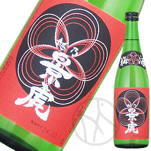 越乃景虎 梅酒720ml
