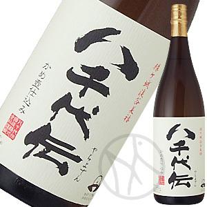 芋焼酎 八千代伝25°(白麹)