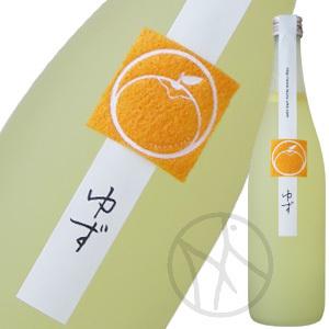 鶴梅 柚子720ml