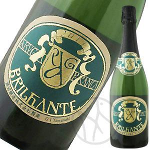 アルガブランカ ブリリャンテ 2015 (白・発泡酒) 750ml