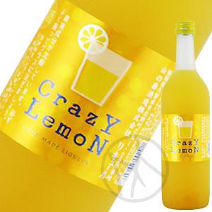クレイジーレモン720ml