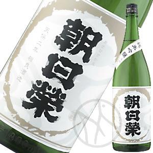 朝日榮 純米吟醸(火入れ)1800ml