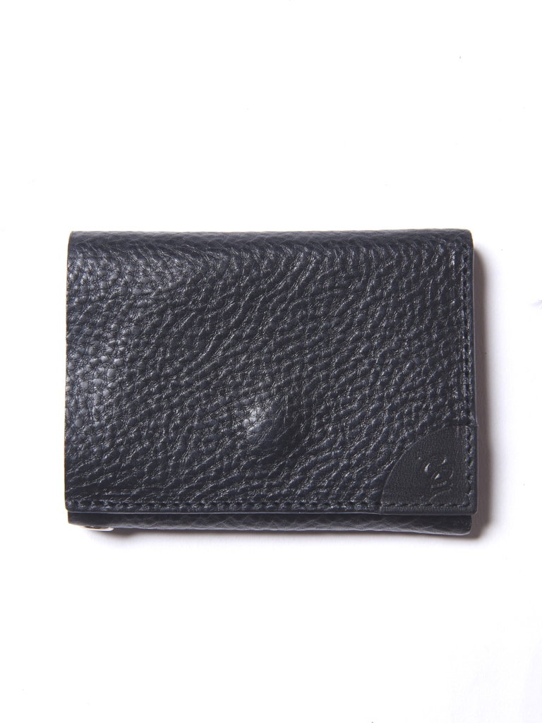 CALEE  「CAL LOGO EMBOSSING LEATHER MINI WALLET」 レザーミニウォレット