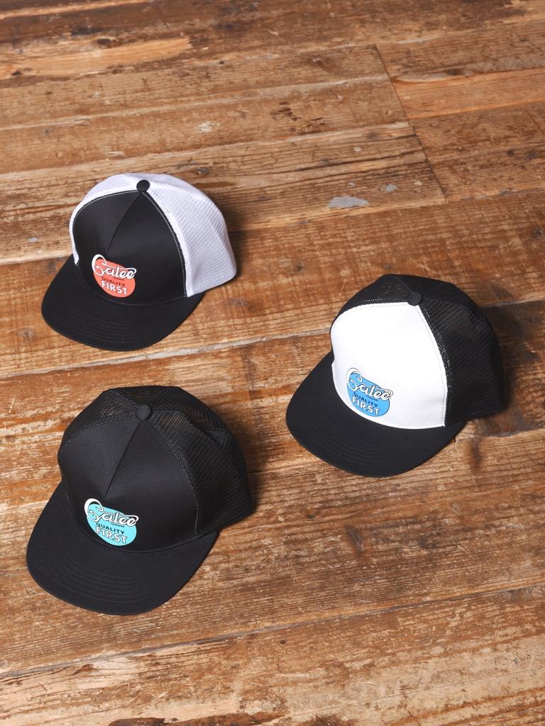 CALEE   「PRINT MESH CAP」  メッシュキャップ