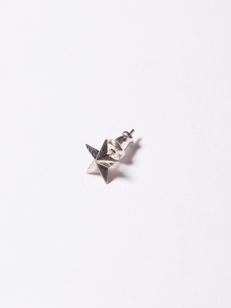 CALEE  「PAISLEY STAR PIERCE」 SILVER 925製 スターピアス