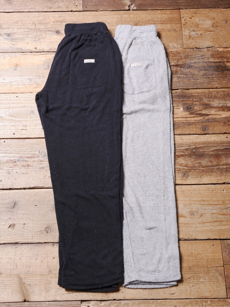 CALEE  「 ONE WASH PILE PANTS 」  パイルパンツ