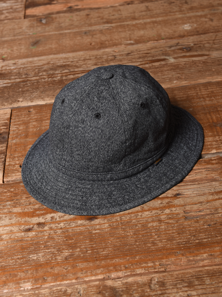 CALEE  「MORE YARN METORO HAT」  メトロハット