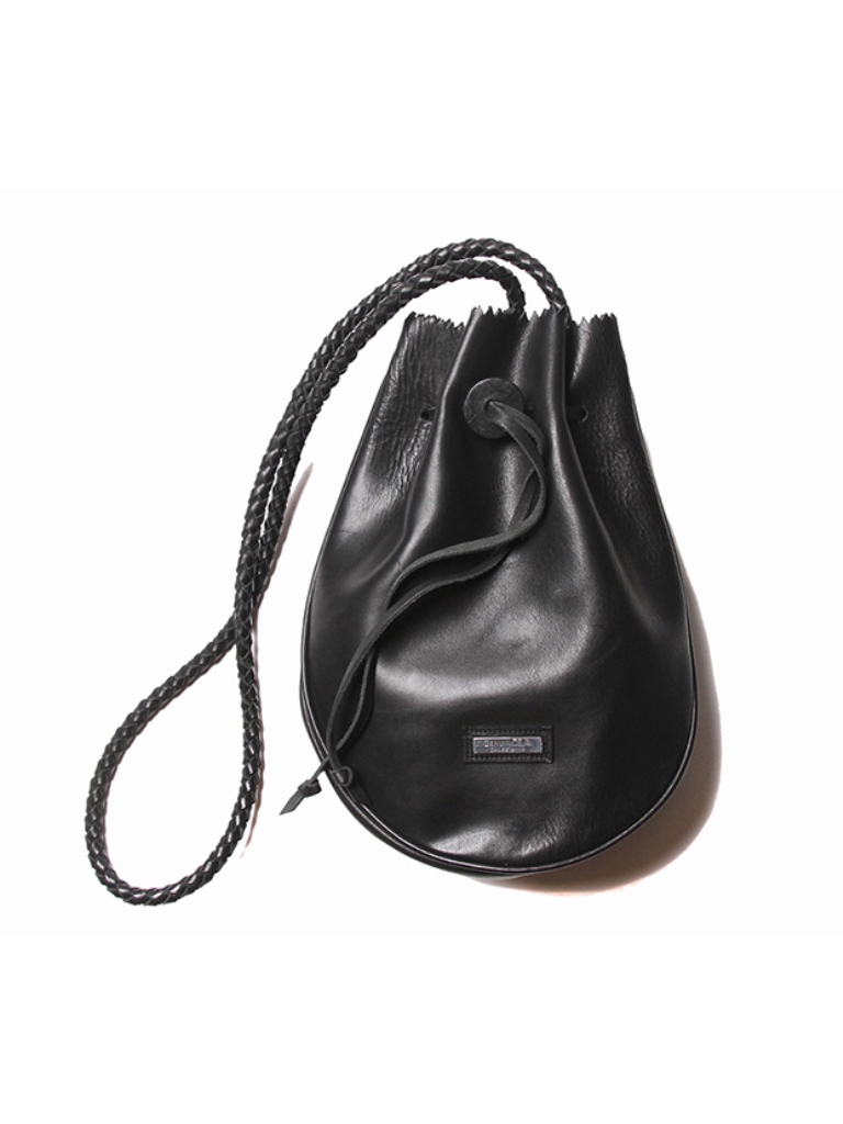 【Limited Item !!】  CALEE  「LEATHER BODY BAG」  レザーボディーバッグ