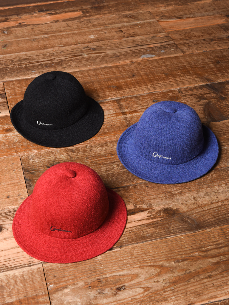 CALEE   「MESH HAT」    メッシュハット