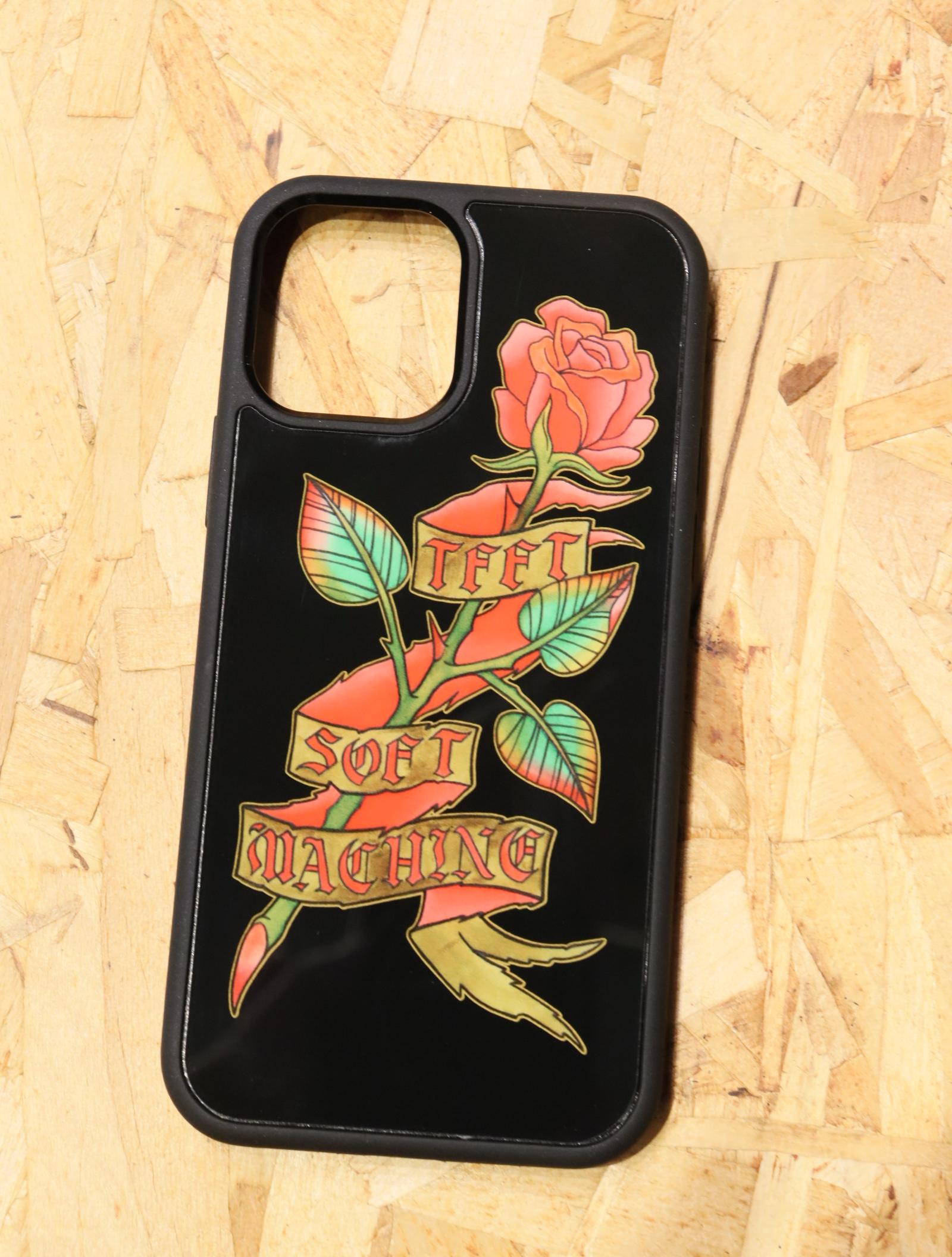 SOFTMACHINE   「ROSE iPhone CASE 」 iPhone 11 、11pro、12/12pro、12mini ケース