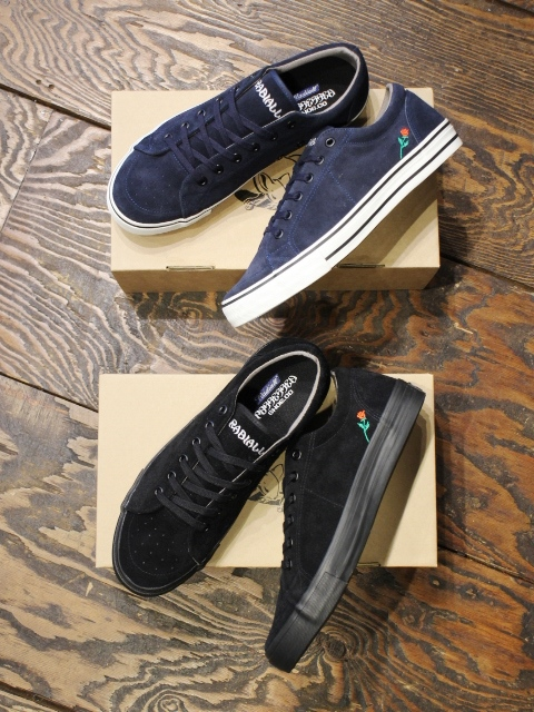 RADIALL × POSSESSED SHOE.CO  「CONQUISTA - LOW TOP SNEAKER」  スニーカー