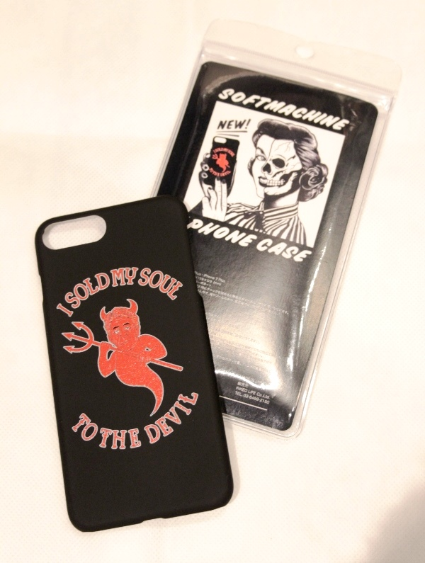 SOFTMACHINE   「HEART iPhone CASE 7 & 8 Plus」 iPhone7 & 8 Plus ケース
