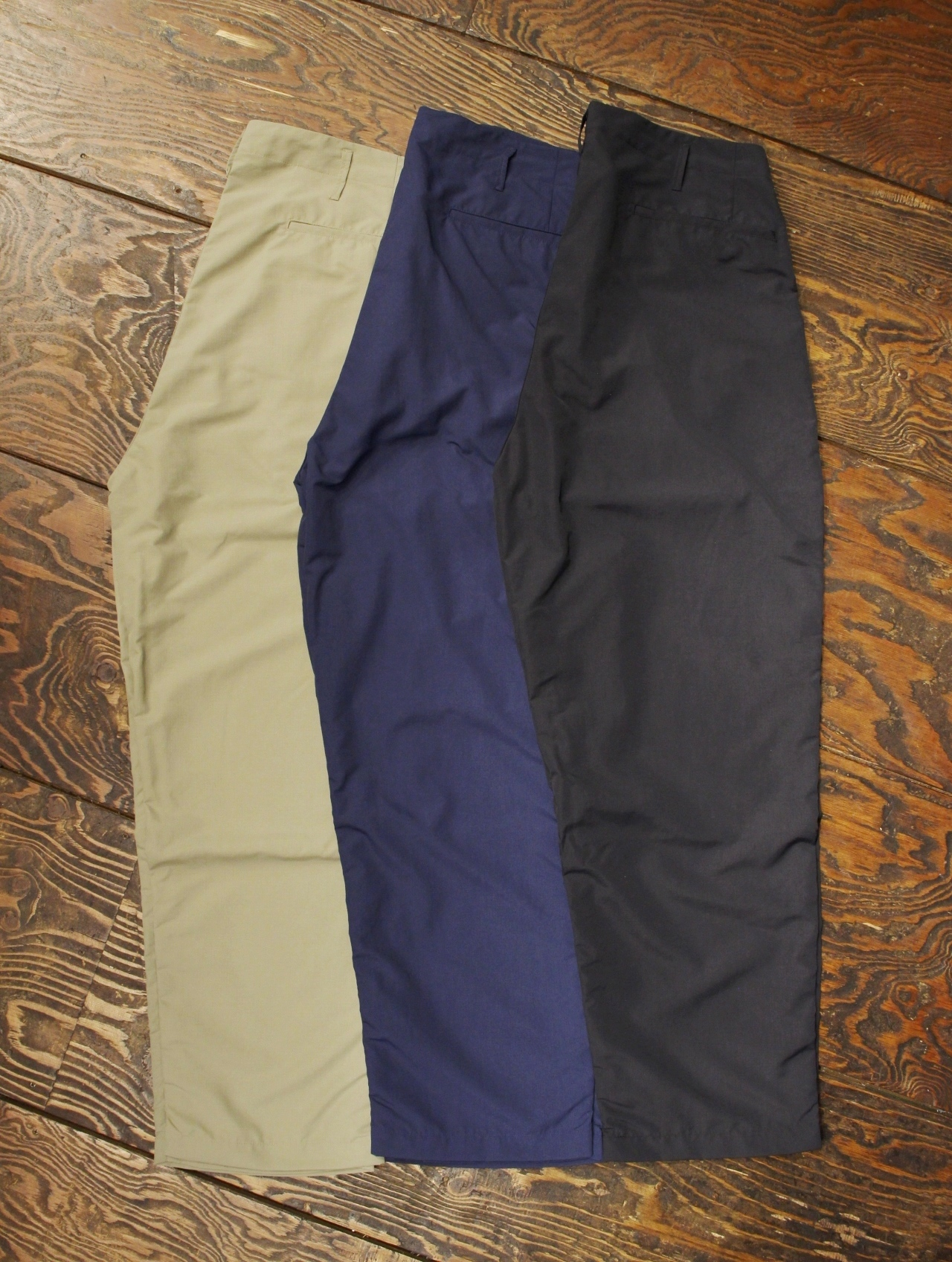 RADIALL    「CUTLASS - WIDE FIT TROUSERS」 トラウザーズ