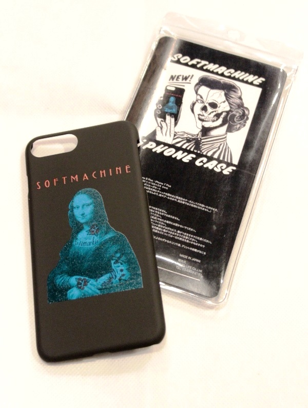 SOFTMACHINE   「JOCONDE iPhone CASE 7 & 8 Plus」 iPhone7 & 8 Plus ケース