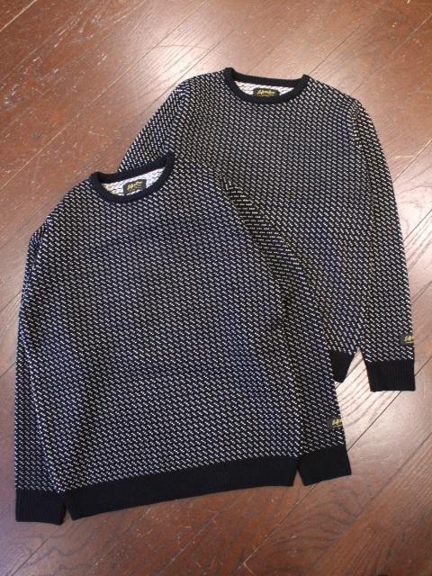SOFTMACHINE  「GRACE SWEATER」 クルーネックニットセーター