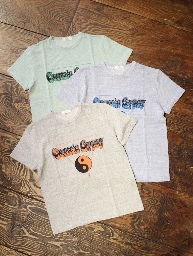 RADIALL 「ONE EIGHTY - CREW NECK T-SHIRT」 プリントティーシャツ